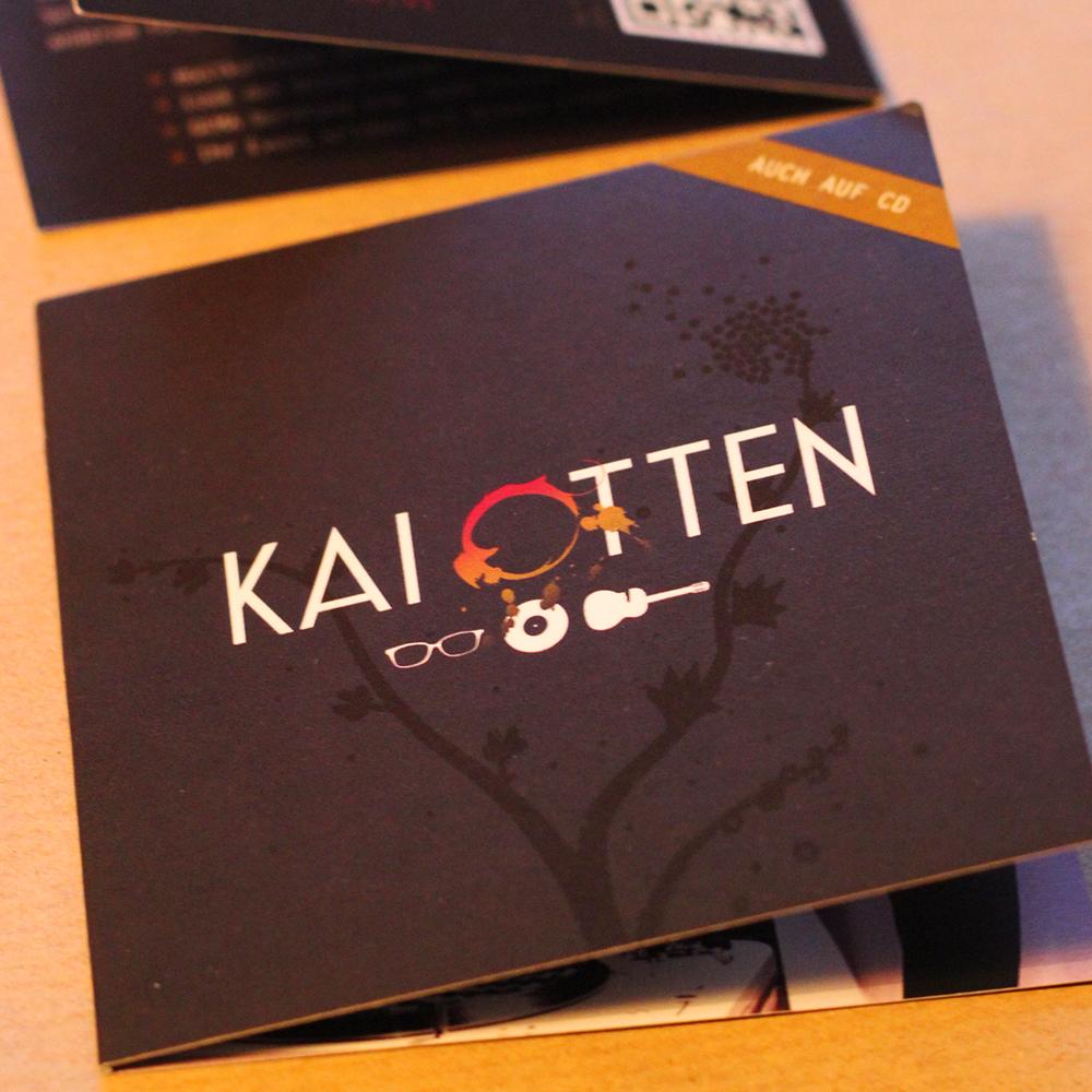 #cdcover // Kai Otten – Passion Lounge