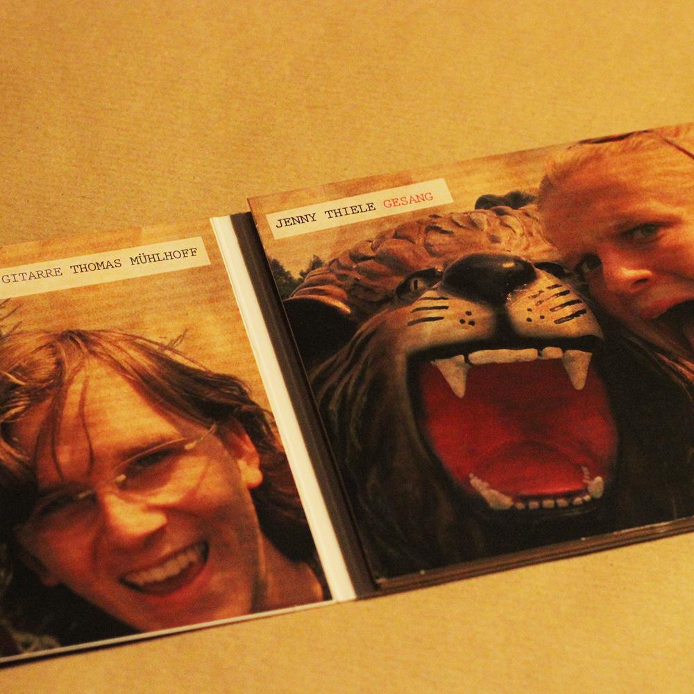 #cdcover // Tom & Jenny – Im Zoo