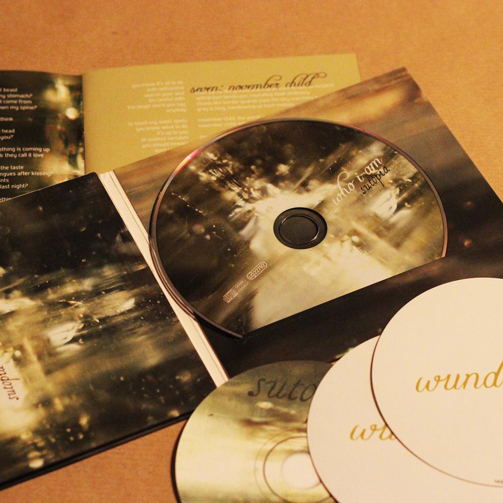 #cdcover // sutopia